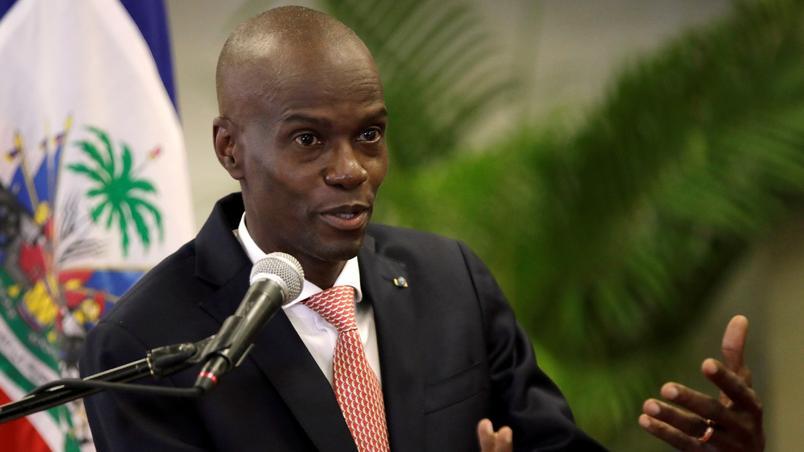presidente do haiti