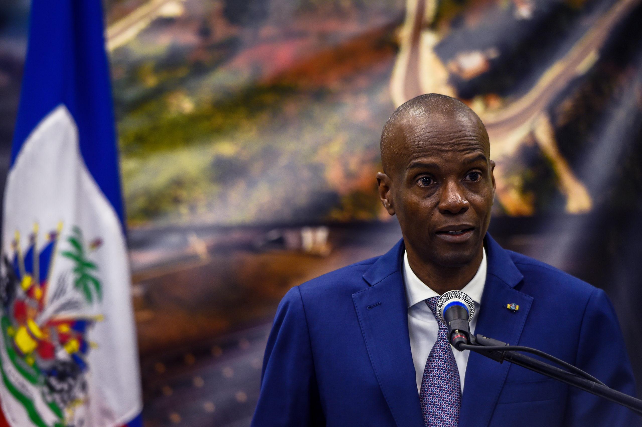 presidente haiti