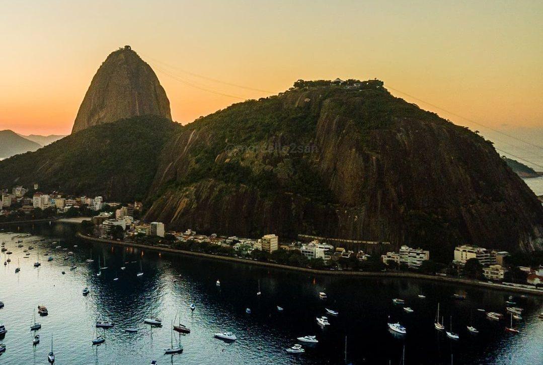 Marina da Glória, Zona Sul do Rio (Foto: Marcelo 2 San/ Divulgação: Centro de Operações Rio)
