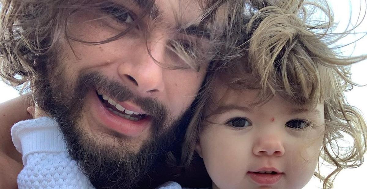 Rafael Vitti e a filha Clara Maria