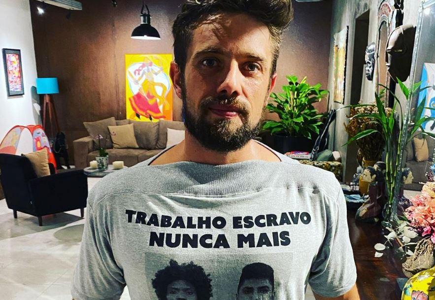 Ator Rafael Cardoso