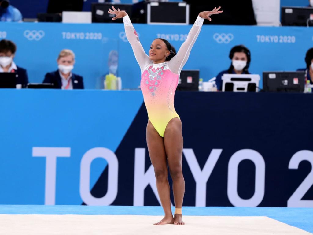 Brasileira termina na quinta colocação e deixa escapar a terceira medalha em Tóquio