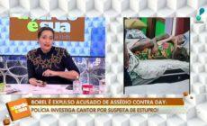Sônia Abrão detona Nego do Borel: 'Seja homem com H e enfrente'