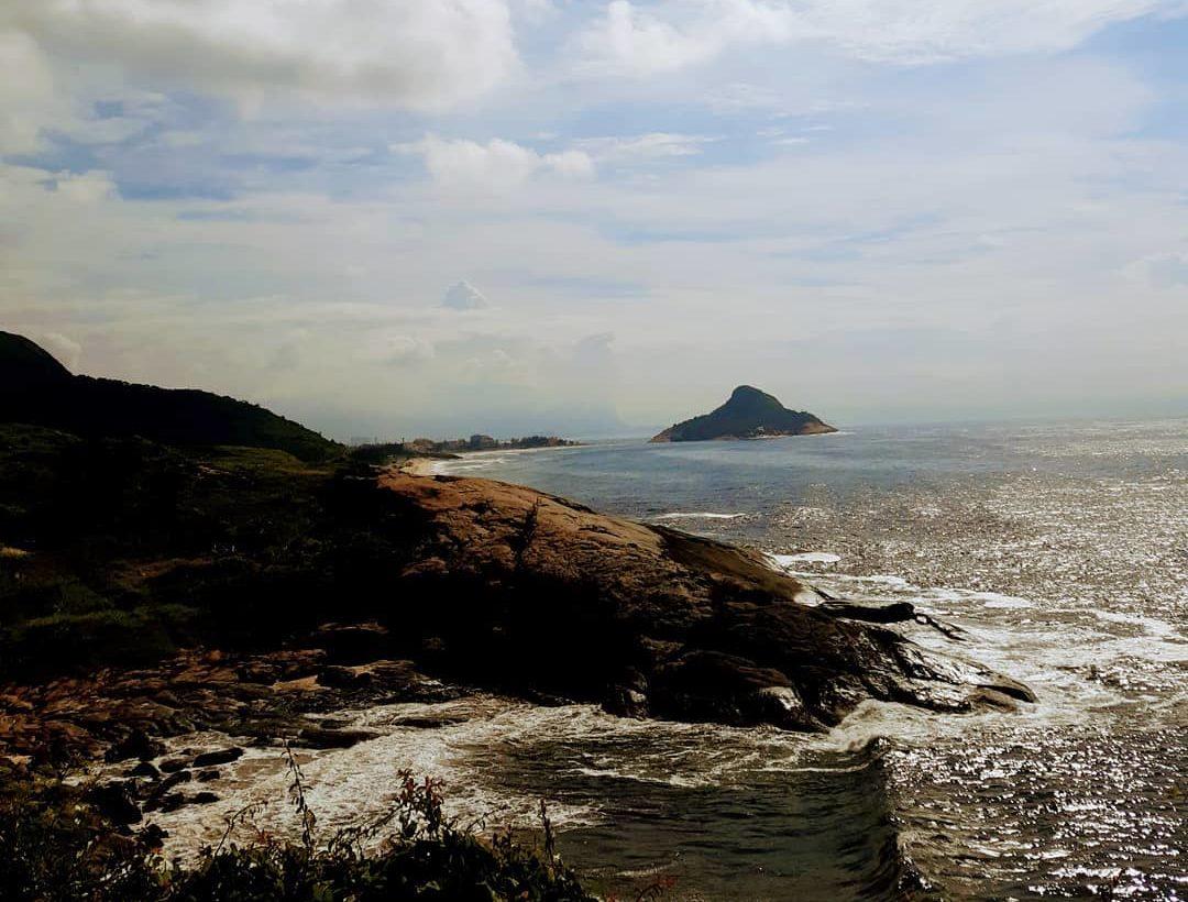 Vista aérea Rio de Janeiro