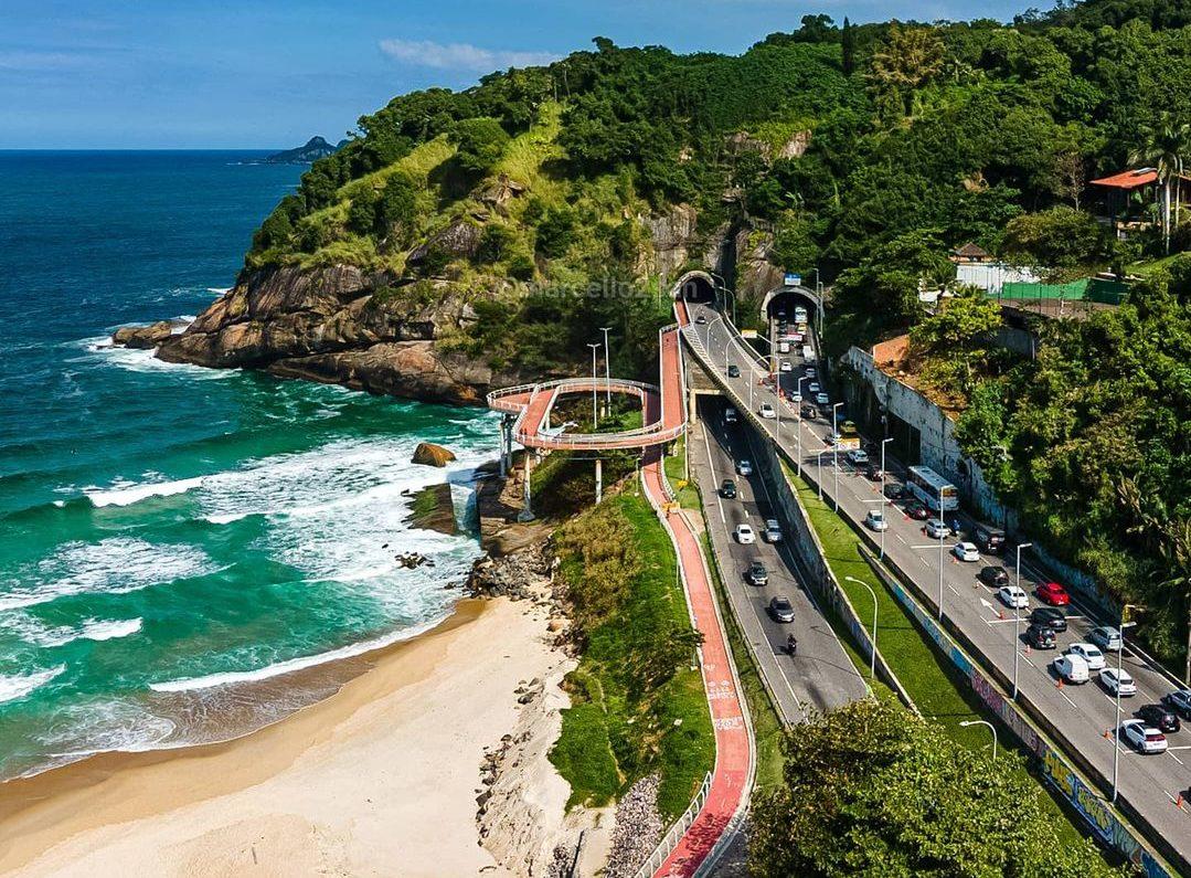 Imagem de São Conrado, Zona Sul do Rio