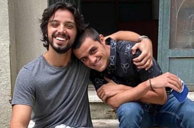 Rodrigo e Felipe Simas