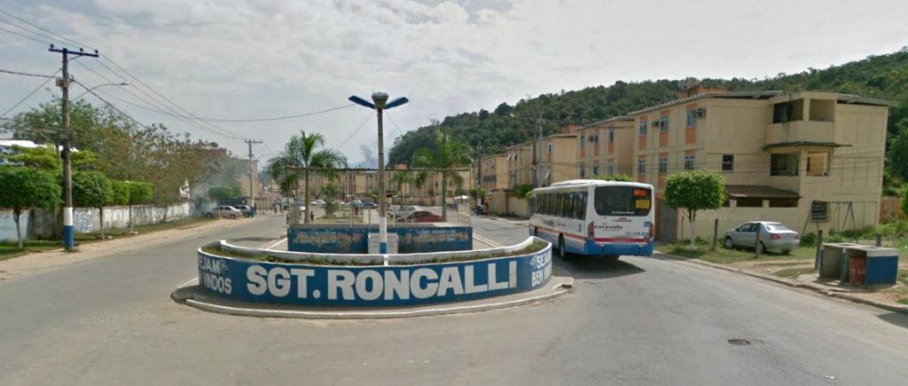 Bairro Sargento Roncalli em Belford Roxo