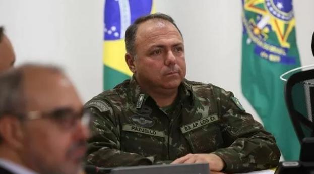 Imagem do Pazuello
