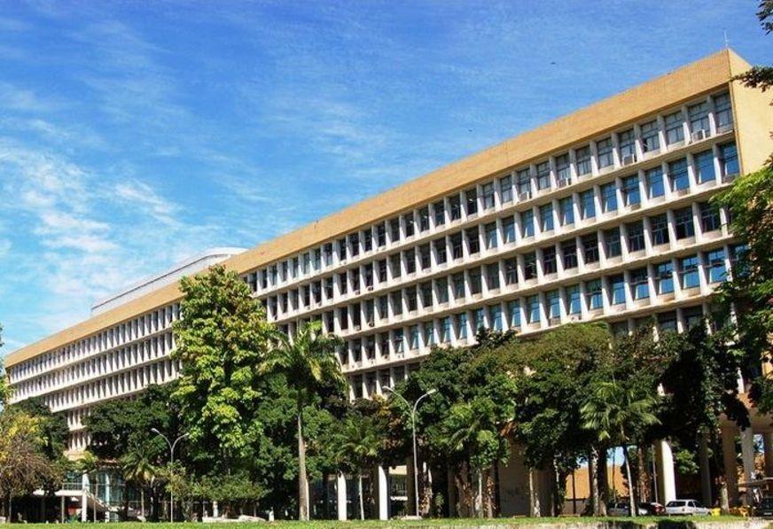 Prédio da Reitoria da Universidade Federal do Rio de Janeiro