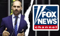 Fox News e Eduardo Bolsonaro trocam acusações sobre teste 'positivo' de presidente para coronavírus