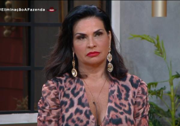 """Solange Gomes em """"A Fazenda 13"""""""