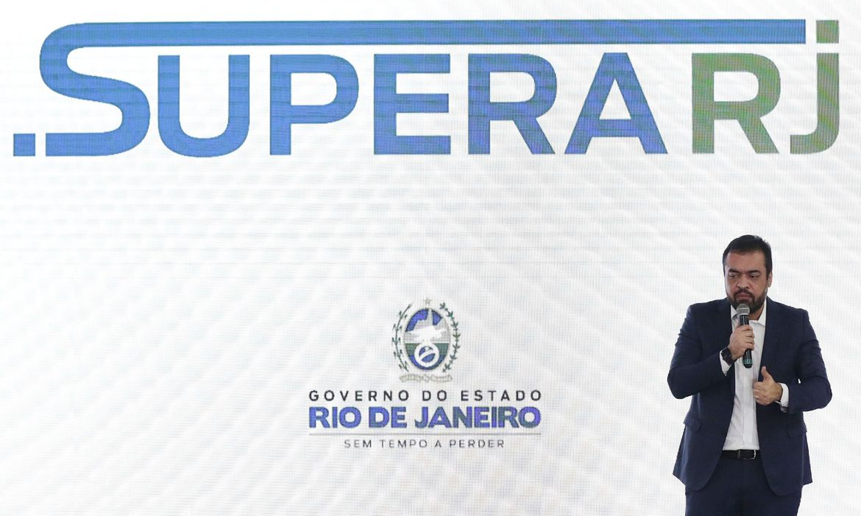 Governo do Estado realiza mutirão 'Supera RJ' para entrega dos novos cartões em postos do Detran (Foto: Rafael Campos/ Divulgação: Governo do Estado)