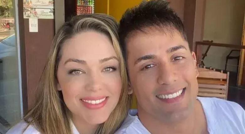 Tânia Mara termina relacionamento com sertanejo Tiago Silva após desejo inusitado (Reprodução)