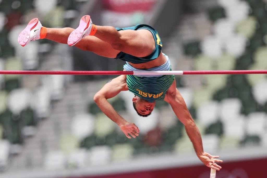 Thiago se classifica para mais uma final olímpica