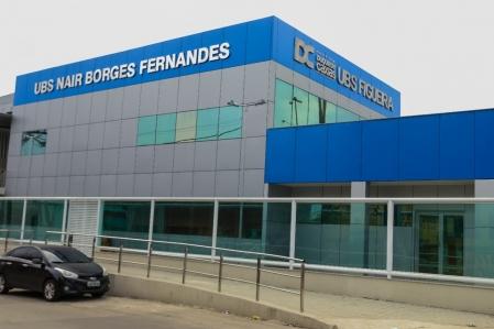 Nova UBS é construída em Duque de Caxias