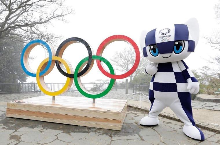 mascote dos jogos olímpicos de Tókio