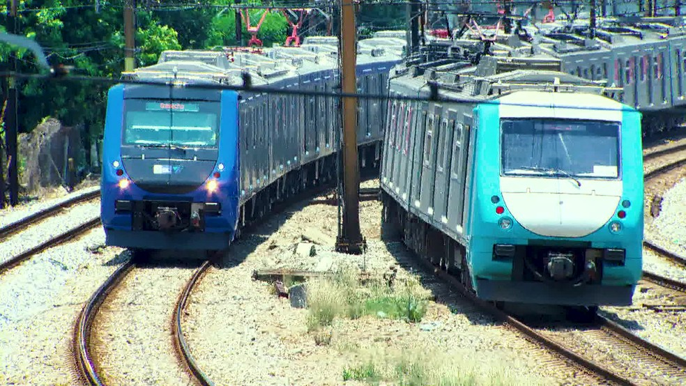 trens supervia