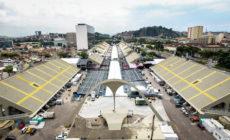 Sambódromo é liberado para lavagem das baianas e ensaio técnico da Mangueira