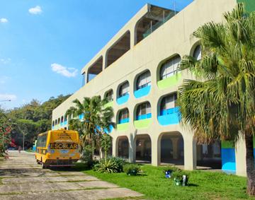 Escola municipal em Paracambi