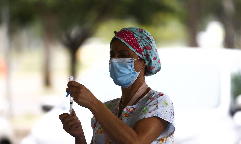 Posto de vacinação