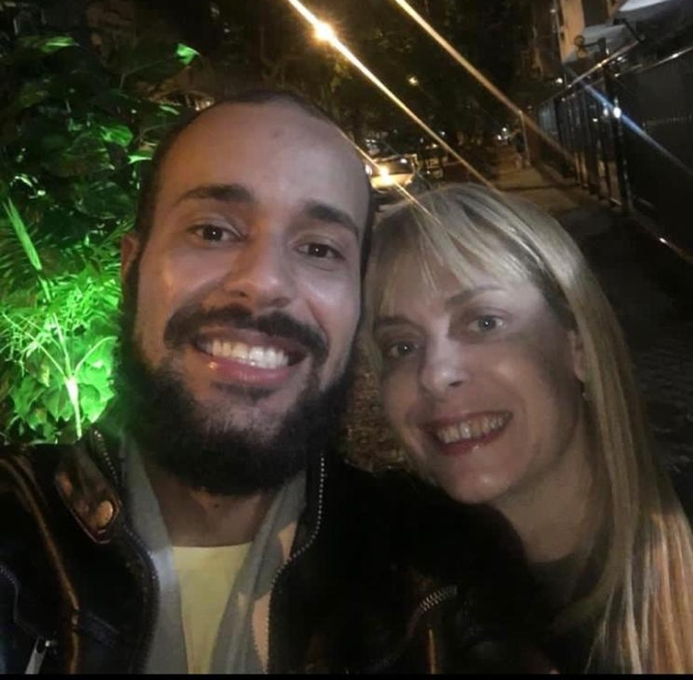 Pedro Paulo e Cristiane