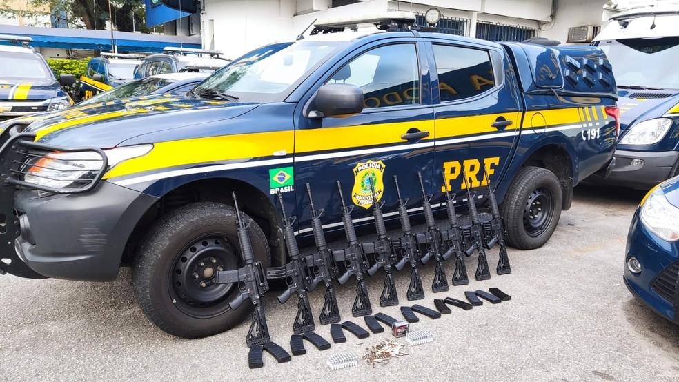Foto: PRF/Divulgação