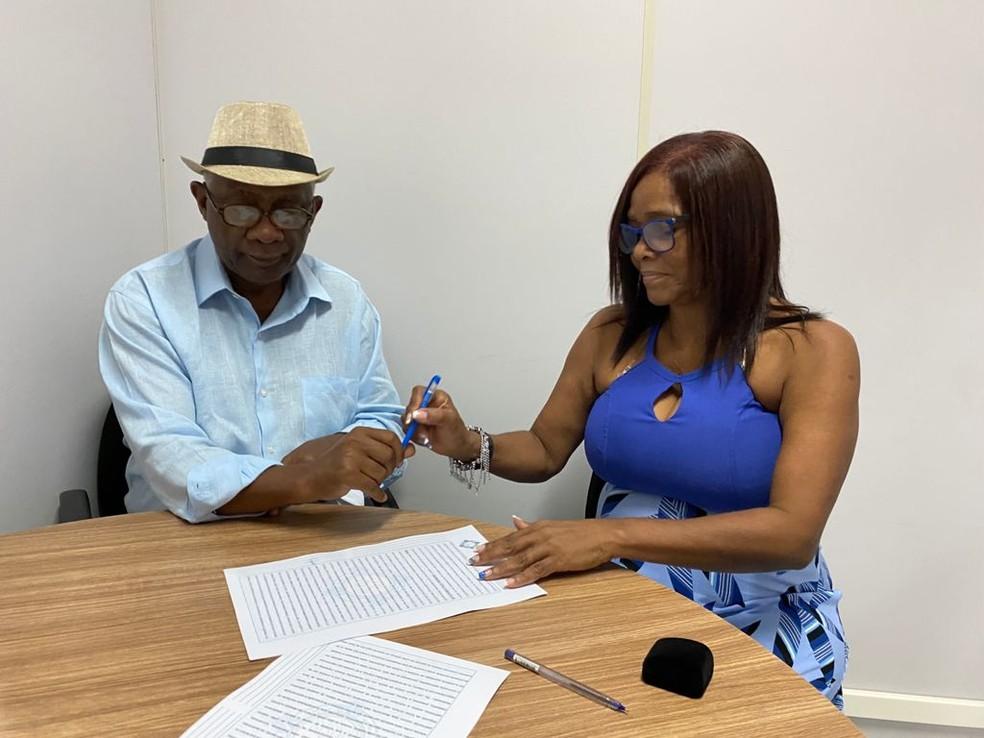 Casal registra união estável após 5 anos vivendo juntos