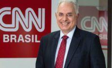 CNN Brasil retira William Waack da bancada de jornal e âncora trabalhará de casa
