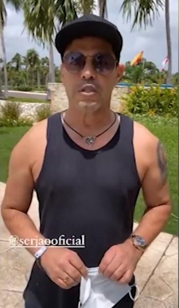Zezé Di Camargo oferece apoio para Sérgio Reis